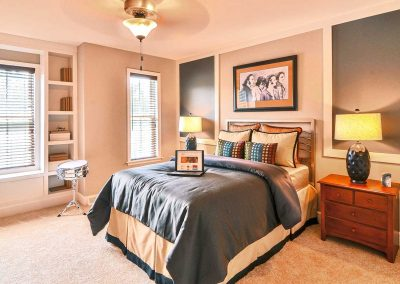The Charleston Townhome by Amedore Homes