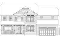 Amedore Homes BELLE GROVE II Collection American Craftsman
