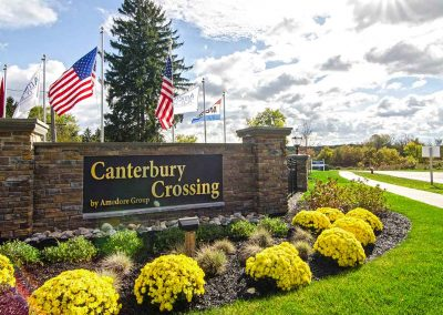 Canterbury Crossing by Amedore Homes