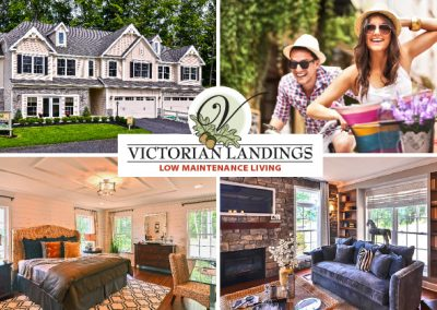 Victorian Landings - Low Maintenance Townhomes