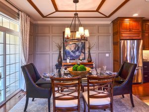 inspirational dining area ideas from amedore homes